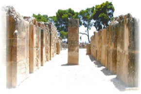 phaistos palace heraklion crete