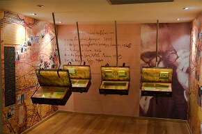 kazantzakis museum myrtia heraklion crete