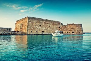 koule fortress heraklion crete