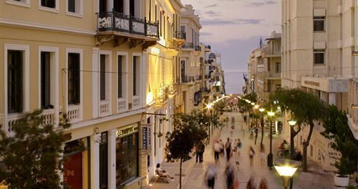 25th august street heraklion crete